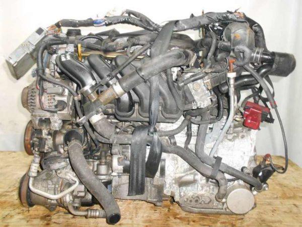Двигатель Toyota 1NZ-FE - БЕЗ НОМЕРА CVT K210-02A FF NCP81 154 000 km электро дроссель коса+комп 1