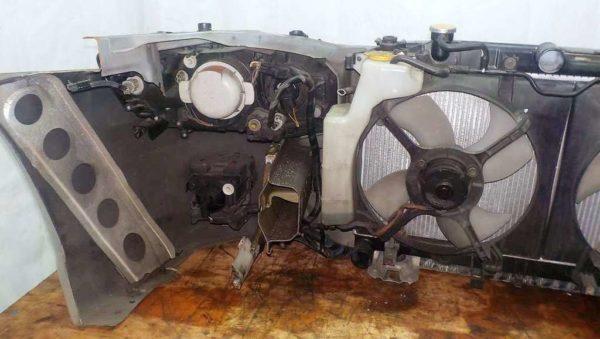Ноускат Subaru Legacy BL/BP, (1 model) xenon (W03201913) 6