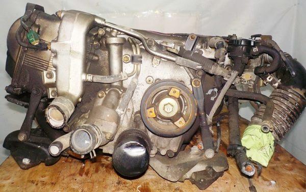 Двигатель Toyota 2TZ - 2078594 AT 03-71LE 35000-28542 FR 5