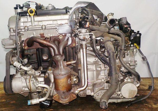 Двигатель Toyota 2SZ-FE - БЕЗ НОМЕРА CVT K410 FF коса+комп 1