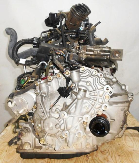 Двигатель Nissan MR20-DE - 229988A CVT RE0F10A FF C25 129 000 km коса+комп 3