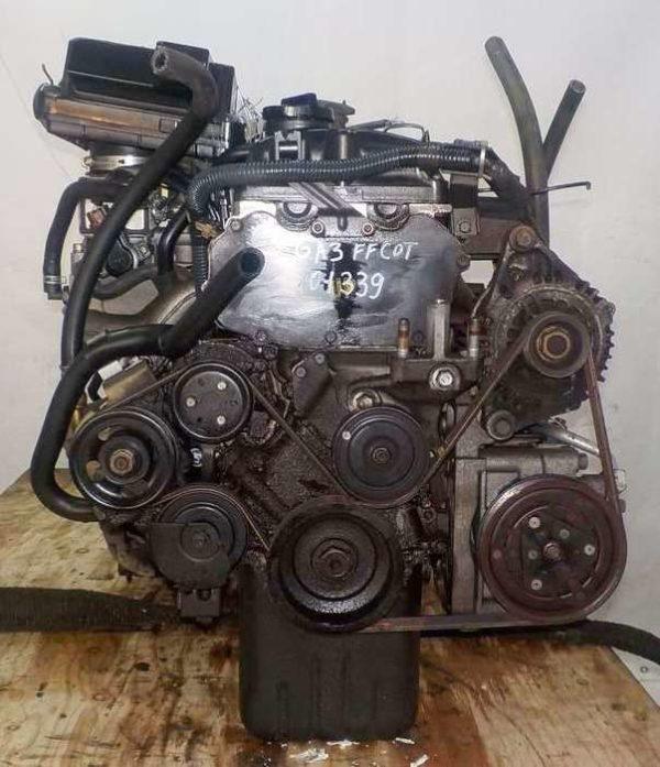 Двигатель Nissan CGA3 - 101339 CVT RE0F21A FF без датчика скорости 4