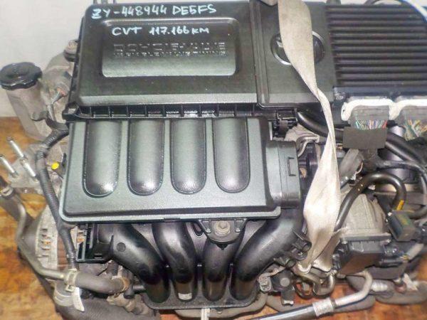 КПП Mazda ZY CVT FF DE5FS 2