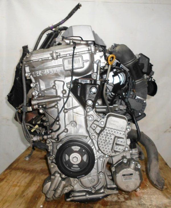 Двигатель Toyota 2ZR-FXE - R133244 AT FF ZVW30 54 000 km коса+комп 3