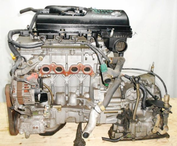 КПП Nissan CR14-DE AT RE4F03B FQ40 FF Z11 1
