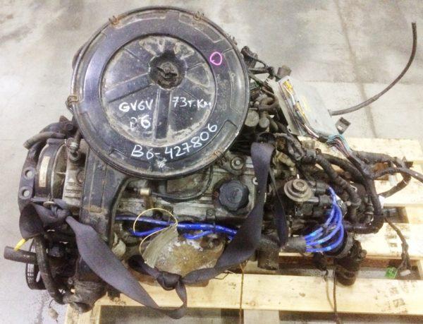 КПП Mazda B6 MT FF GV6V 2