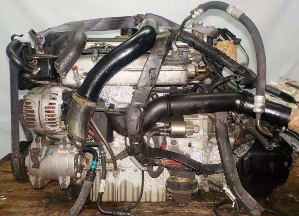 Двигатель Volvo B5234T3 - 2741160 AT FF коса+комп 1