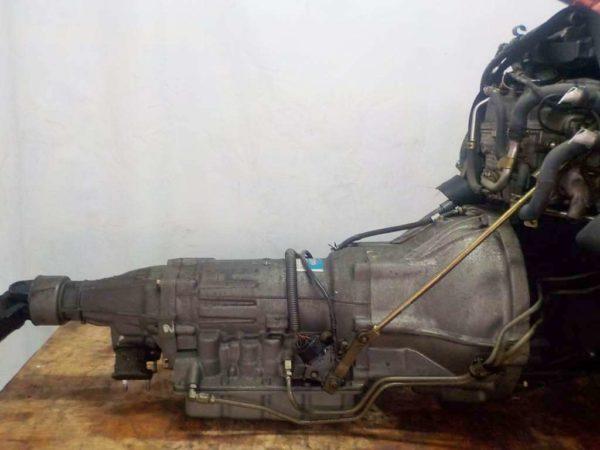 Двигатель Toyota 1G-FE - 6935988 AT 03-70LS A42DE-A04A FR GX110 BEAMS 155 261 km коса+комп 6