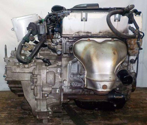 Двигатель Honda K24A - 5123266 AT MFHA FF Odyssey коса+комп 4