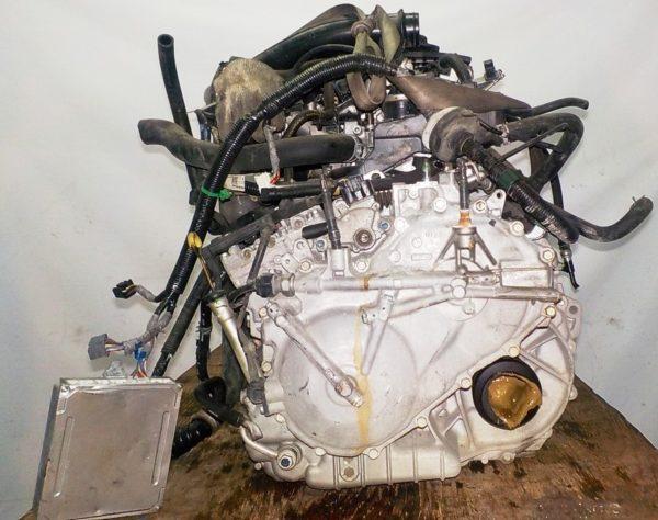 Двигатель Honda K24A - 5409807 AT MFHA FF RB1 коса+комп 6