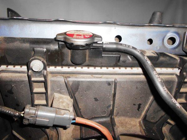 Ноускат Honda Stepwgn RG, (1 model) xenon (E051928) 7