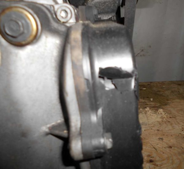 Двигатель Subaru EJ15 - D052041 AT TA1B4AU5AA FF EJ152DP9AE 131 400 km комп 5