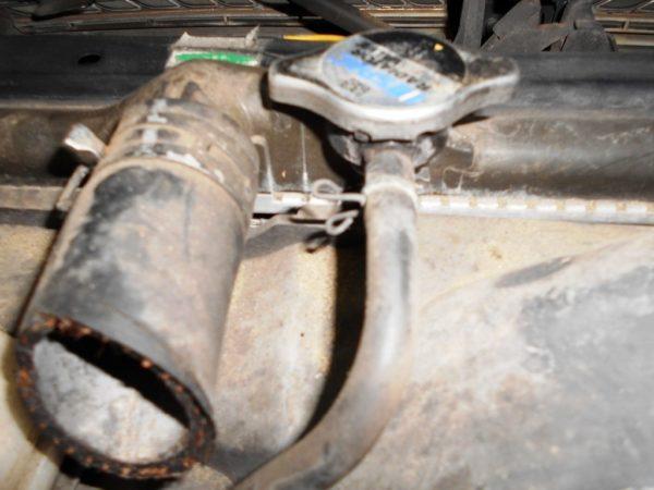 Ноускат Toyota Mark 2 110 BLIT, xenon (E071910) 10