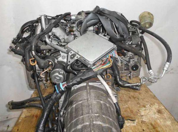 Двигатель Subaru EJ15 - D052041 AT TA1B4AU5AA FF EJ152DP9AE 131 400 km комп 6