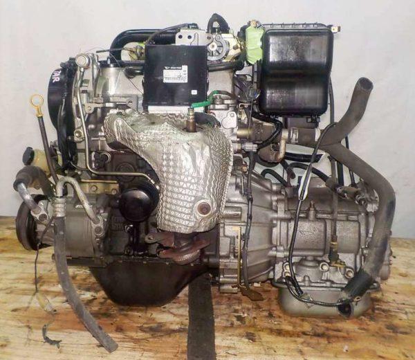 Двигатель Daihatsu EF-VE - 7578982 AT FF комп 1