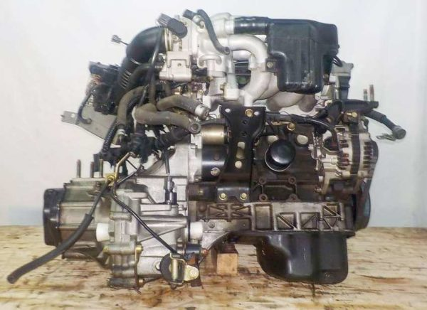 КПП Mazda Z5 MT FF 4