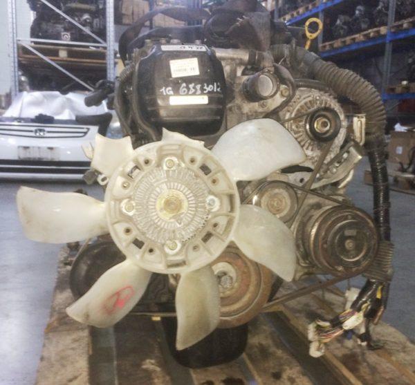 Двигатель Toyota 1G-FE - 6883012 AT FR GX100 BEAMS, без КПП 4