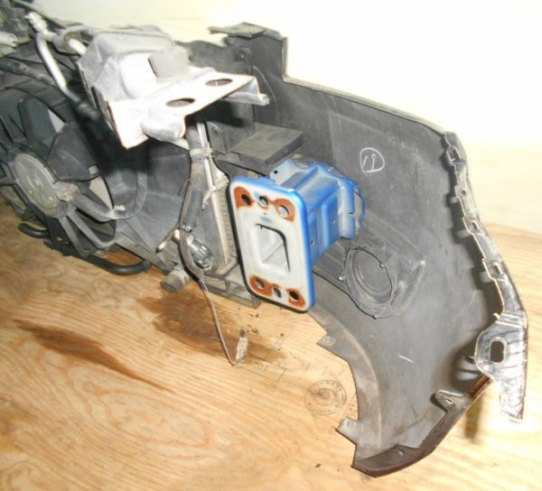 Ноускат Mazda Demio DY, (2 model) (W06201846) 5
