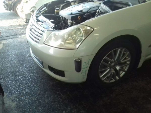 Ноускат Nissan Fuga xenon (E111903) 1