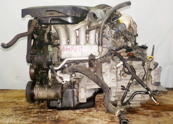 Двигатель Honda K24A - 5409807 AT MFHA FF RB1 коса+комп 1