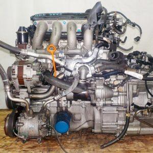 Двигатель Honda L13A - 4409780 CVT SE5A FF GE6 коса+комп 8