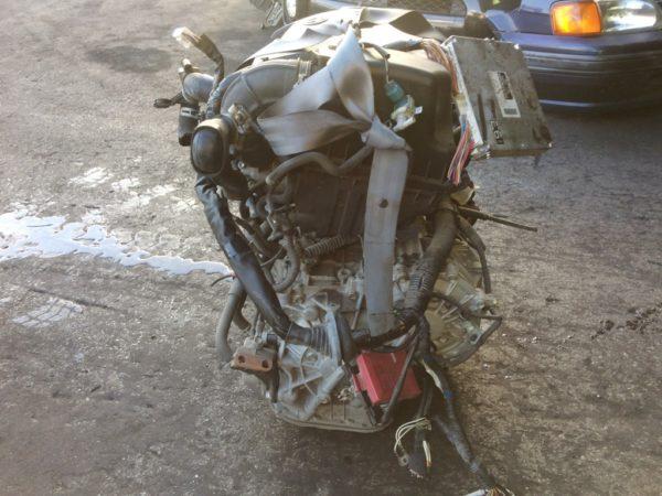 Двигатель Toyota 1NZ-FE - D527203 CVT K210-02A FF NCP81 152 000 km электро дроссель коса+комп 5