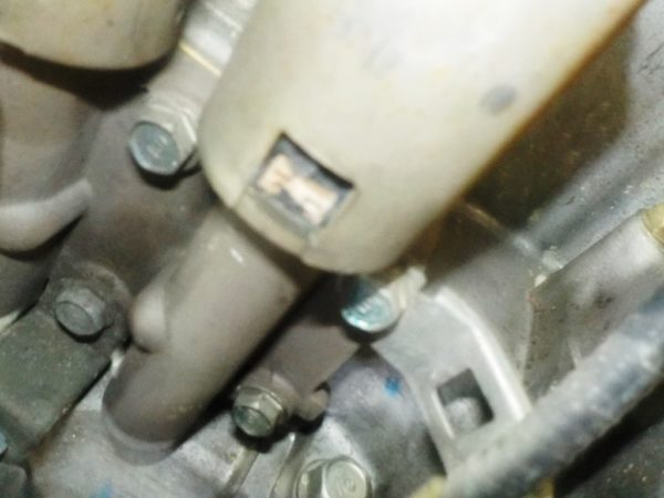 КПП Honda K20A AT MTJA RG1 3