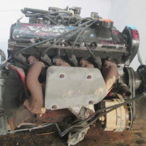Двигатель Volvo B230FK - 1289371 AT FR коса+комп 5