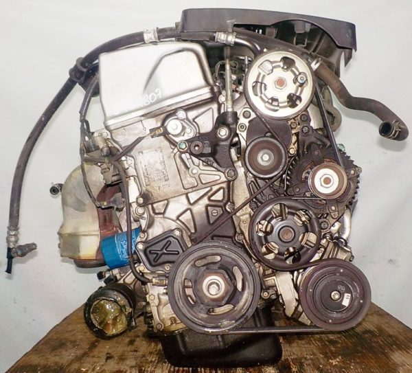 Двигатель Honda K24A - 5409807 AT MFHA FF RB1 коса+комп 4