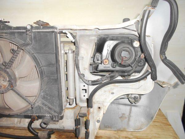 Ноускат Mitsubishi Pajero Mini, (1 model) (W101874) 6