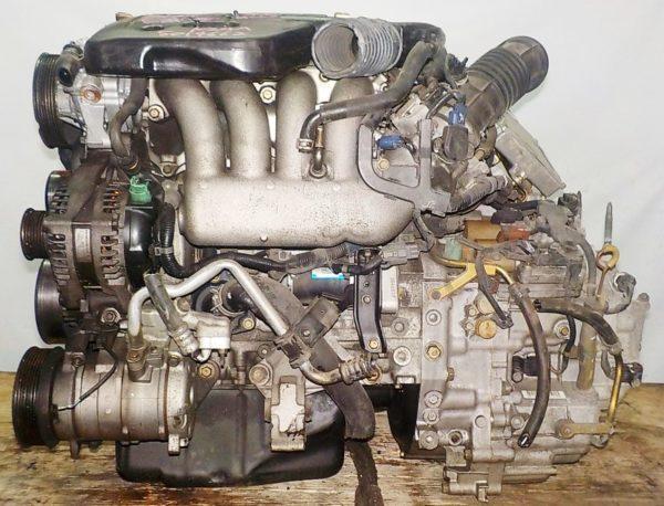 Двигатель Honda K24A - 5014662 AT MFHA FF RB1 коса+комп 1