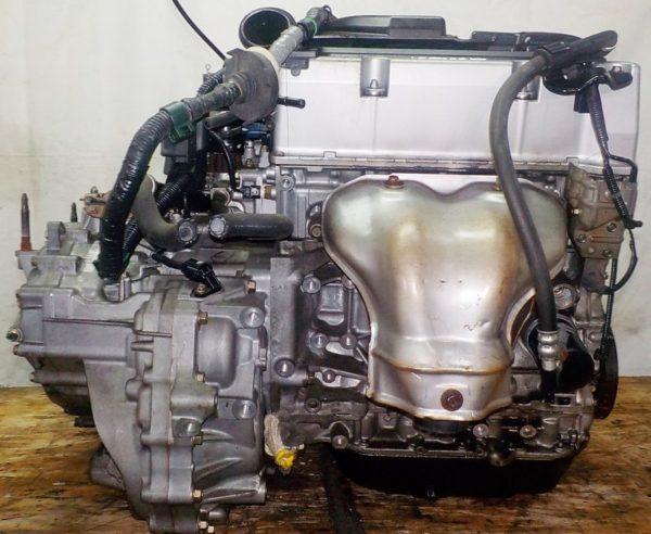 КПП Honda K24A AT MFHA FF RB1,  брак 1-го соленоида 5