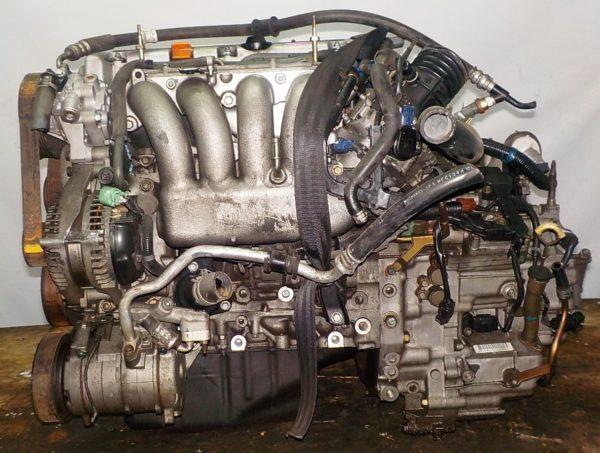 Двигатель Honda K24A - 5075993 AT MFHA FF RB1 коса+комп 1