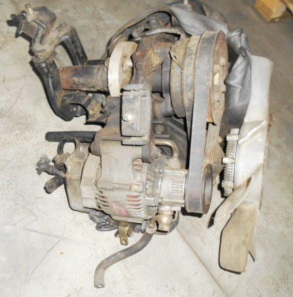 Двигатель Toyota 2TZ-FZE - 1445424 AT 4WD Estima 11