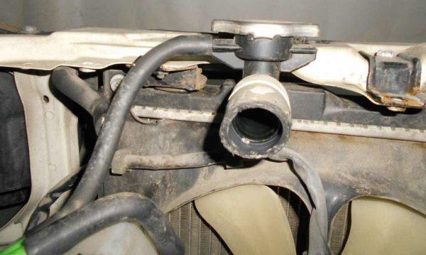 Ноускат Chevrolet Cruze HR52S, (1 model) (W101929) 9