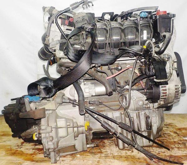 Двигатель Alfa Romeo AR32104 - 938157 MT FF 147 Twin Spark 142 247 km коса+комп 5