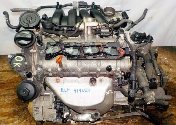 Двигатель Volkswagen BLF - 414003 AT FF 2
