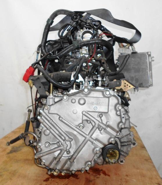 Двигатель Honda L13A - 1166371 CVT SWRA FF GD1 коса+комп 5