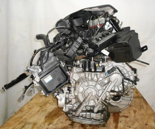 Двигатель Mazda P3 - 30207754 CVT FF DEJFS 133 845 km коса+комп 5