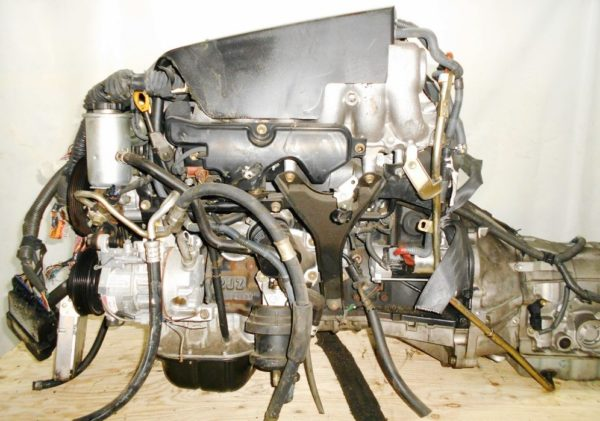 Двигатель Toyota 2JZ-FSE - 0751239 AT 35-50LS A650E FR JZS175 85 000 km 1