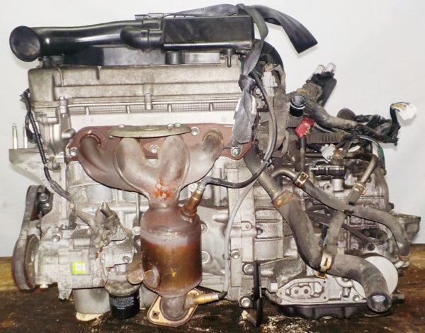 Двигатель Suzuki K12B - 1006164 CVT FF ZC71S коса+комп 1