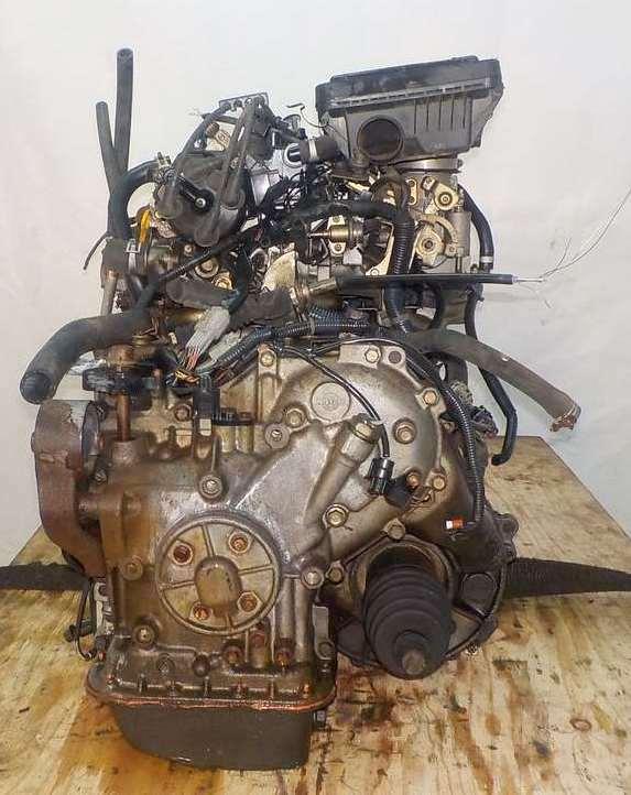 Двигатель Nissan CGA3 - 101339 CVT RE0F21A FF без датчика скорости 6