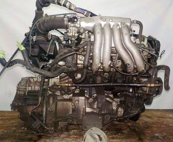 Двигатель Toyota 5S-FE - 1060839 AT A541F FF 4WD Gracia коса+комп 6