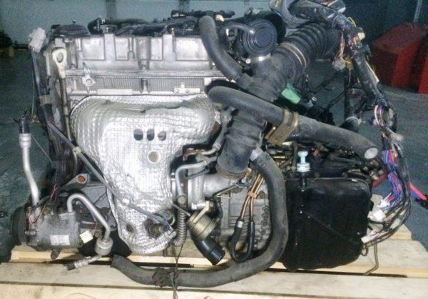 КПП Mitsubishi 4G15-T CVT FF 3