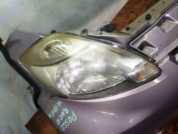 Ноускат Toyota Passo 10, (1 model) (W1018101) 3