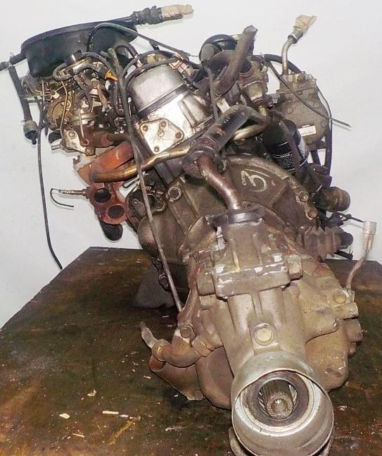Двигатель Toyota 7K - 0173547 5MT FR carburator 5
