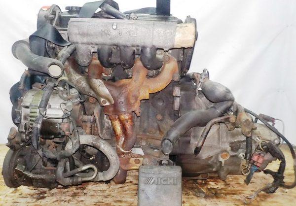 Двигатель Nissan CD17 - 702042X MT RS5F31A FF гидравлическая 1