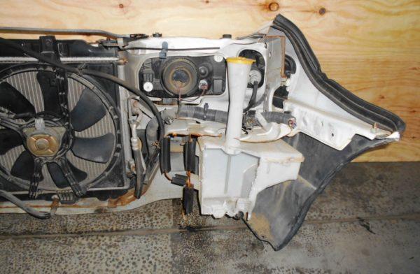 Ноускат Nissan AD 11, (1 model) (E011902) 14