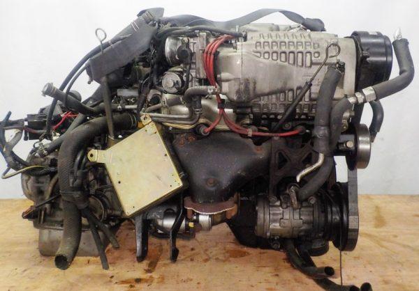 Двигатель Mitsubishi 6G71 - SA2242 AT FF S11A 87 097 km комп 1