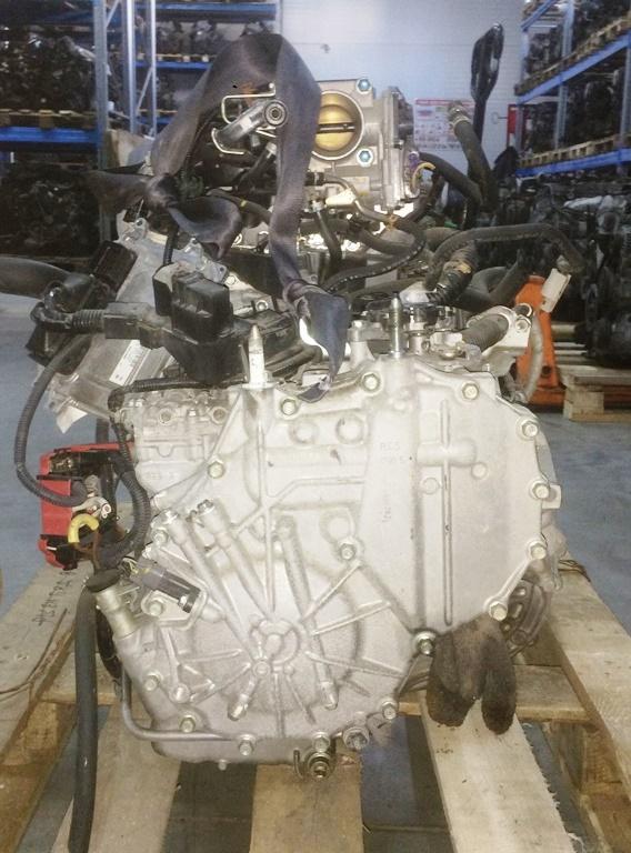 Двигатель Honda L13A - 4484914 CVT SE5A FF GE6 76 000 km коса+комп 6